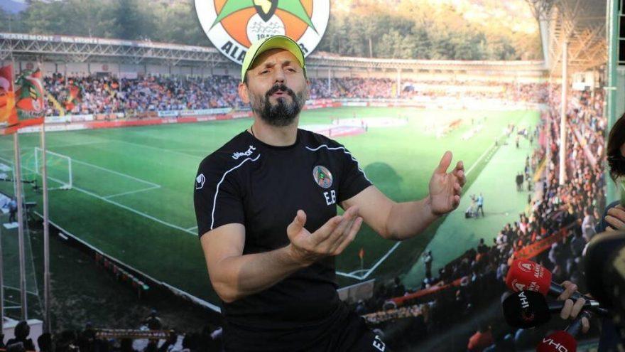 Erol Bulut: Beşiktaş'ın daha baskılı oynayacağını düşündüm