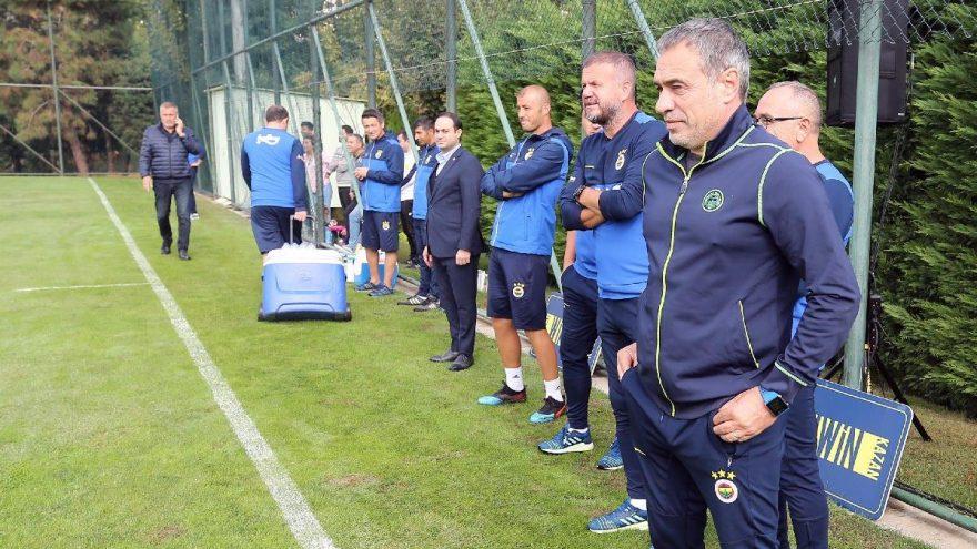 Milli takımdaki Fenerbahçeli futbolculara sürpriz destek!