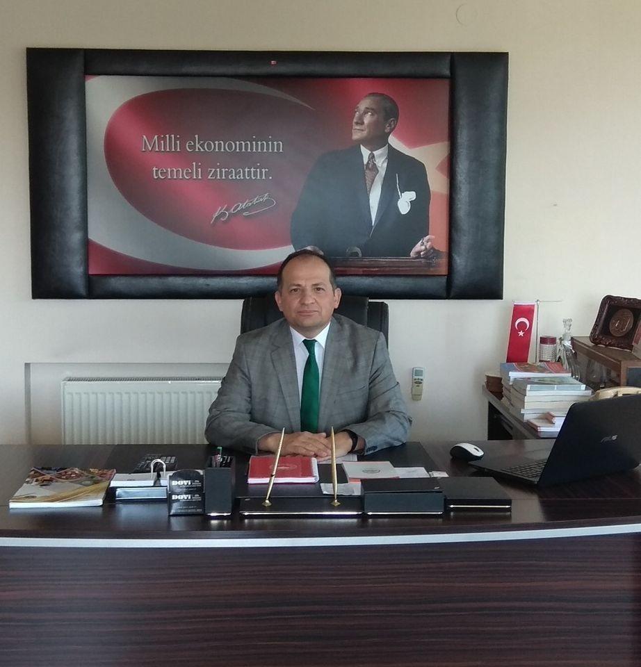 Fatsa Tarım ve Ormancılık Müdürlüğüne Aydoğan atandı
