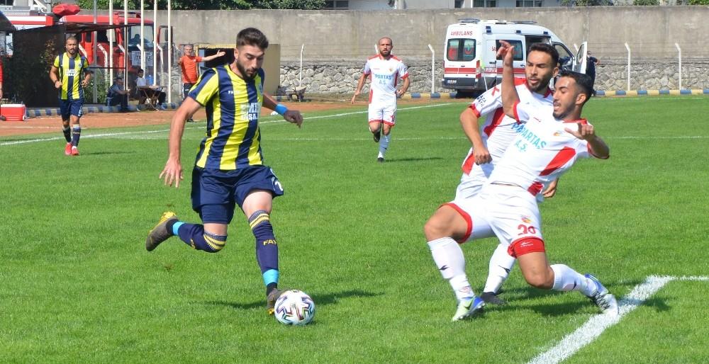 TFF 3. Lig: Fatsa Belediyespor: 2 – Kızılcabölükspor: 0