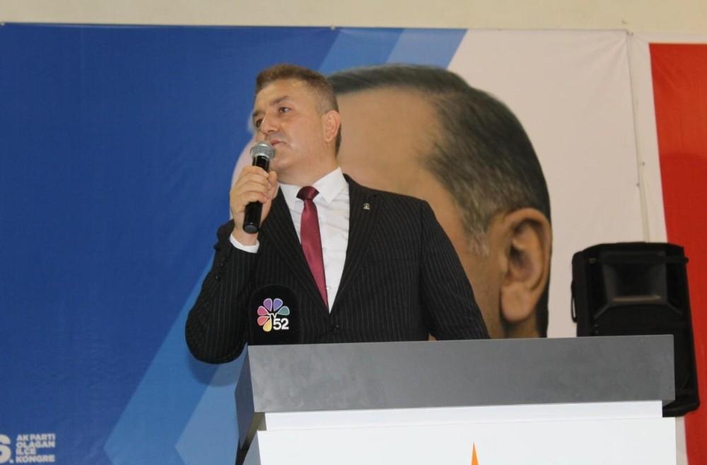 Başkan Argan güven tazeledi