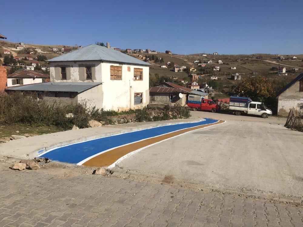 Çambaşı Yaylası'na Bisiklet Yolu Projesi