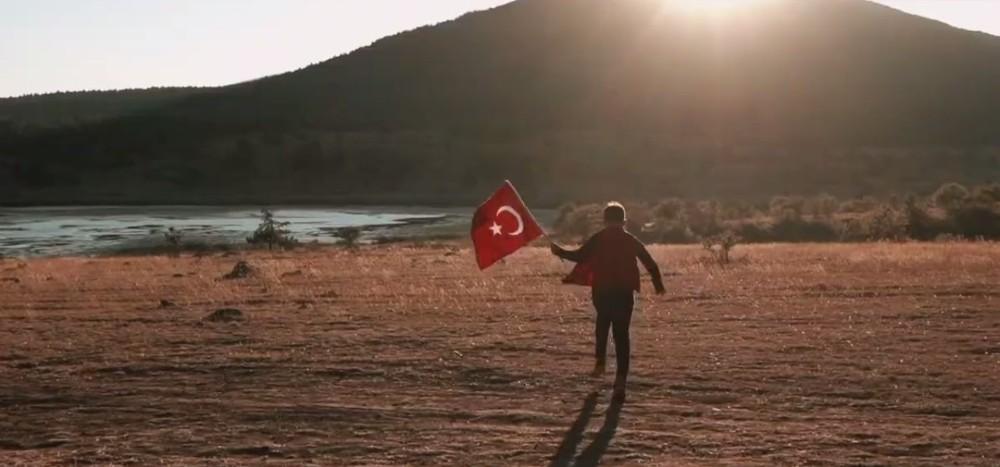 Metin Şentürk'lü 29 Ekim klibi