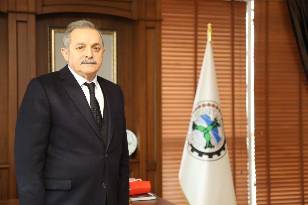 """Servet Şahin: """"Ordu lojistik merkez olacak"""""""