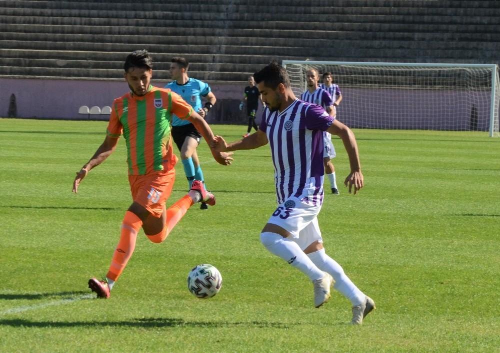 TFF 3. Lig: 52 Orduspor FK: 2 – Kozan Spor FK: 2