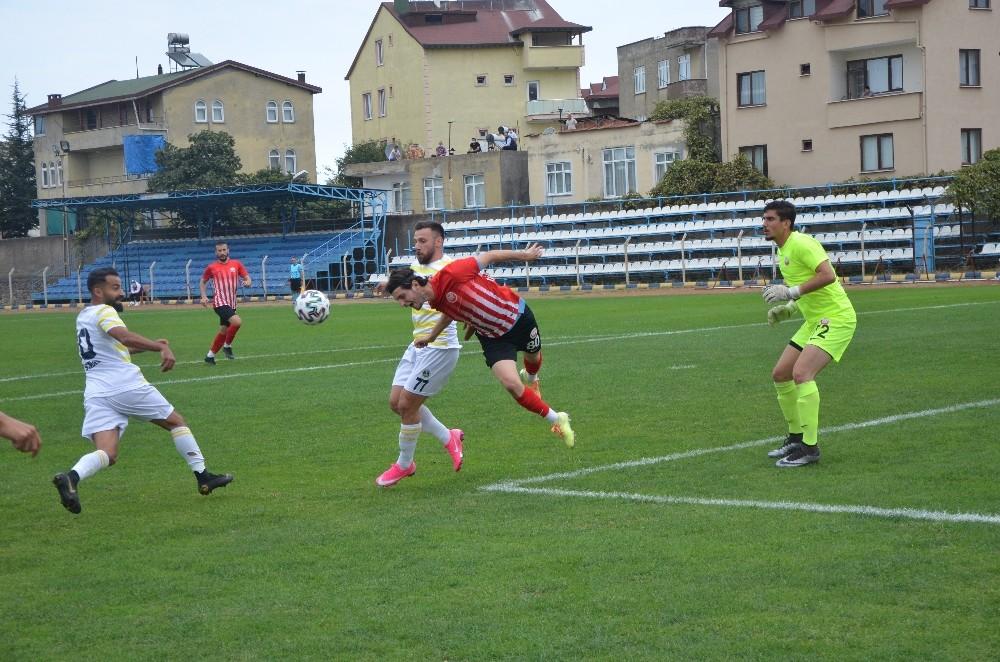 TFF 3. Lig: Fatsa Belediyespor: 1 – Çankaya Futbol Kulübü: 3