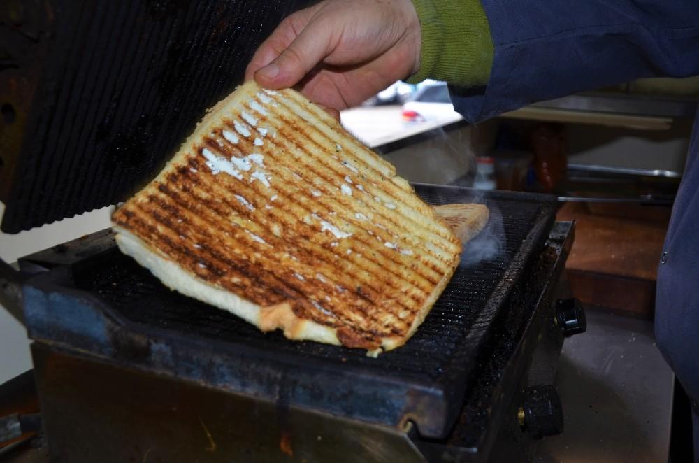 Bu tostun sırrı 62 yıl önceye dayanıyor