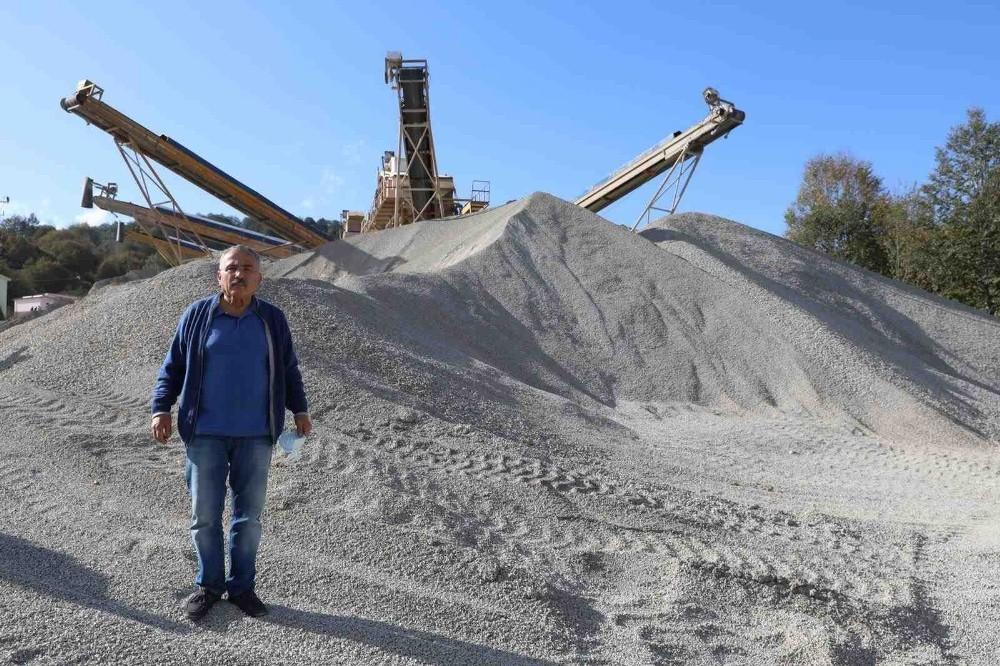 Gölköy'e asfalt plenti müjdesi