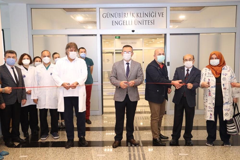 ODÜ Diş Hekimliği Fakültesi Engelli ve Dental Tomografi Üniteleri açıldı