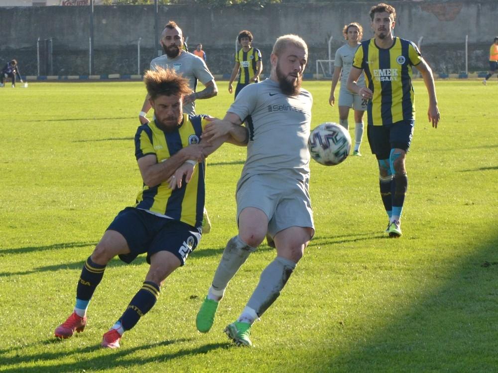 TFF 3. Lig: Fatsa Belediyespor: 1 – Arnavutköy Belediye Gençlik ve Spor: 0