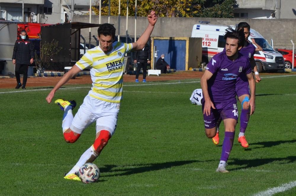 3. Lig: Fatsa Belediyespor: 0 – Artvin Hopaspor: 0