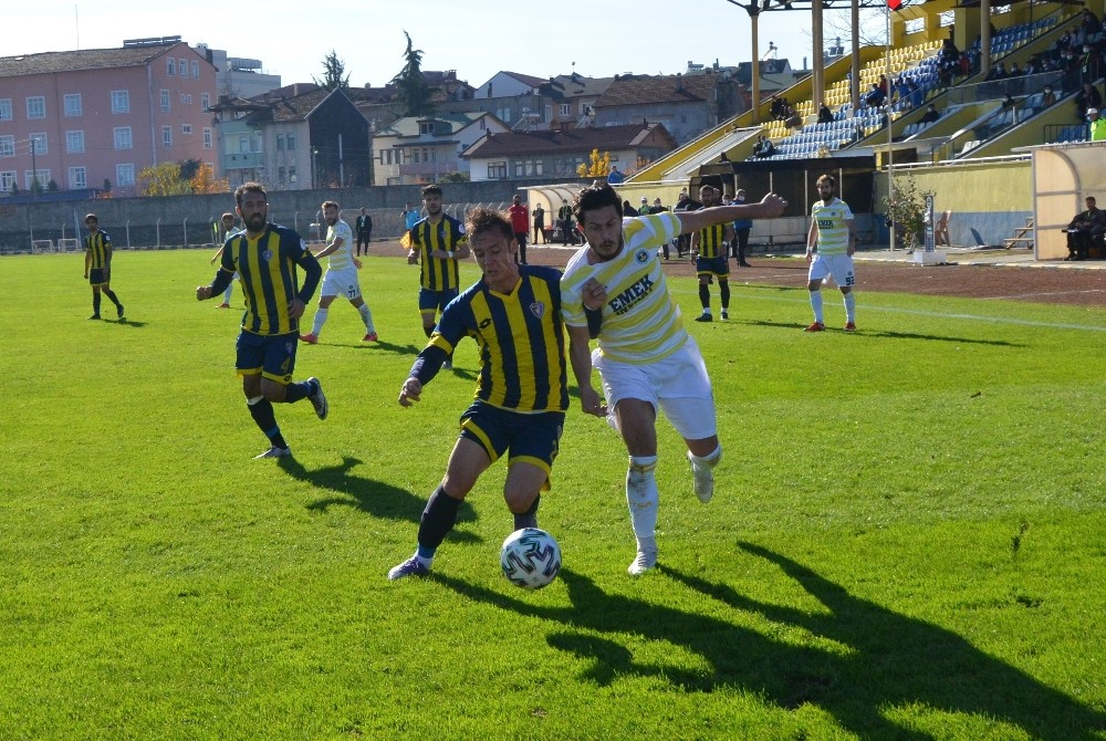 3.Lig: Fatsa Belediyespor : 0 – Bucaspor : 3