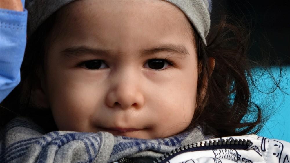Demir Ali bebek tedavisi için Amerika'ya uçtu