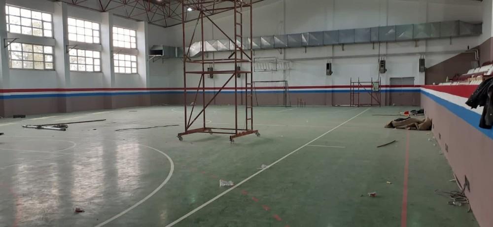 Ordu'da 12 okulun spor salonuna tadilat yapılacak