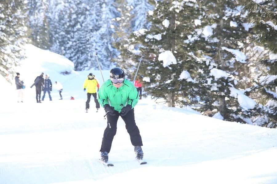 Ordu'da kayak merkezi hazır