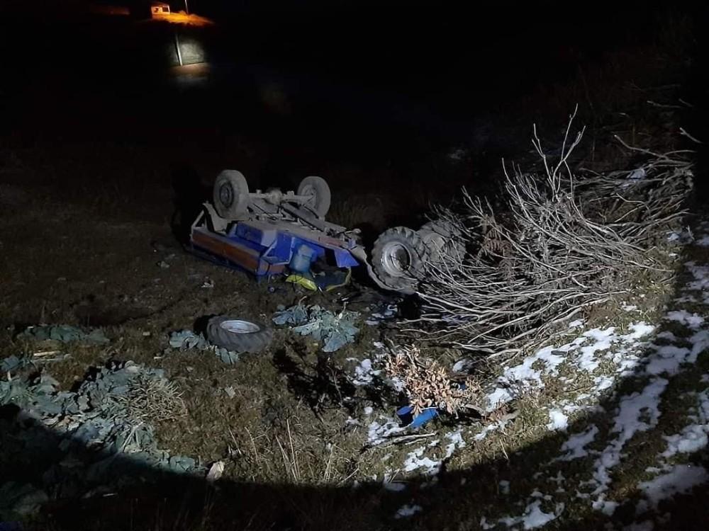 Ordu'da 'patpat' kazası: 1 ölü