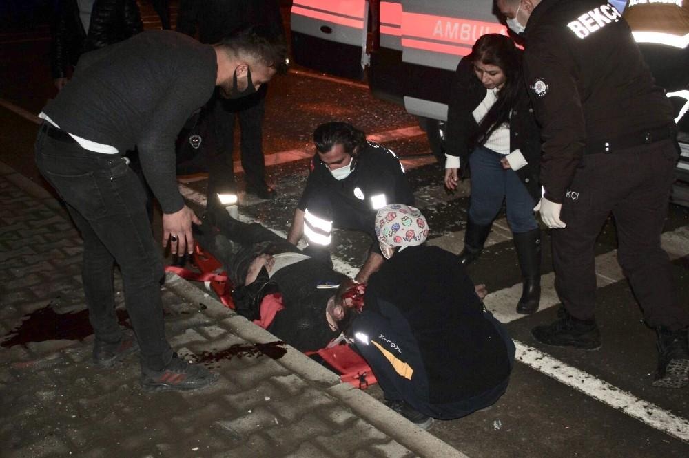 Ordu'da aksiyon filmlerini aratmayan kaza: 1'i ağır 3 yaralı