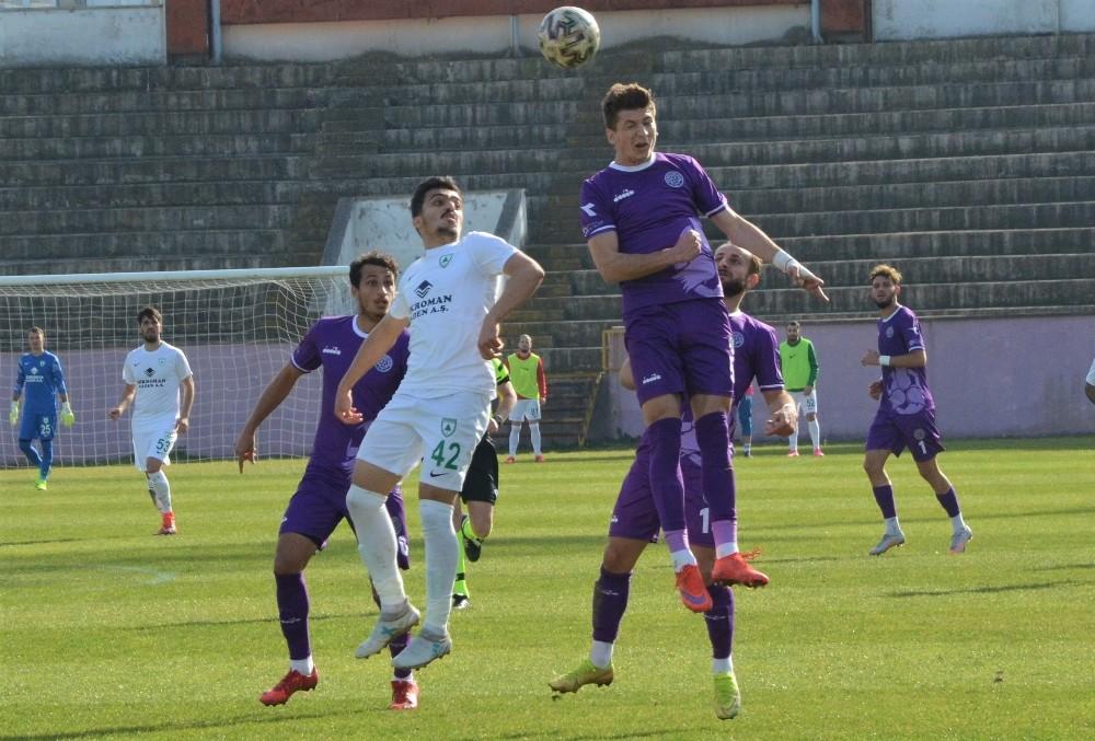 3. Lig: 52 Orduspor FK: 0 – Muğlaspor: 0