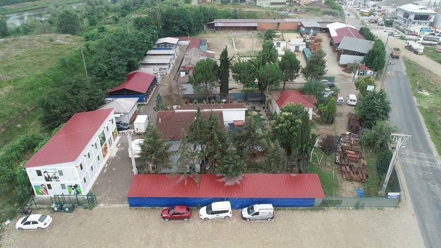 Karadeniz'in en kapsamlı hayvan hastanesi Ordu'da yapılıyor