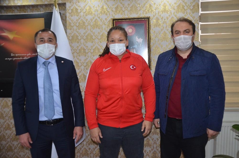 Milli Judocu Kayra Sayit, olimpiyatlardan madalya ile dönmek istiyor
