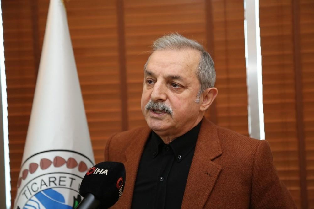 """OTSO Başkanı Şahin: """"Demiryolu projesinde ısrarcıyız"""""""