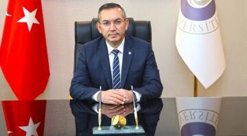 """ODÜ Rektörü Akdoğan: """"Üniversitemizin akademik ve idari personel alt yapısını güçlendirdik"""""""