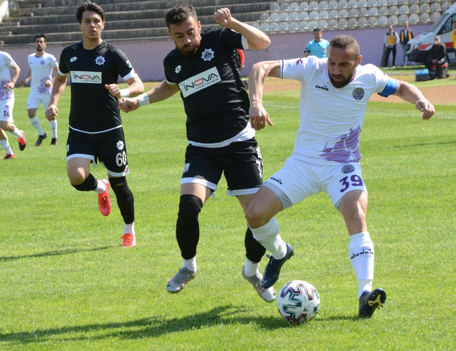 3. Lig: 52 Orduspor FK: 4 – 68 Aksaray Belediye Spor: 2
