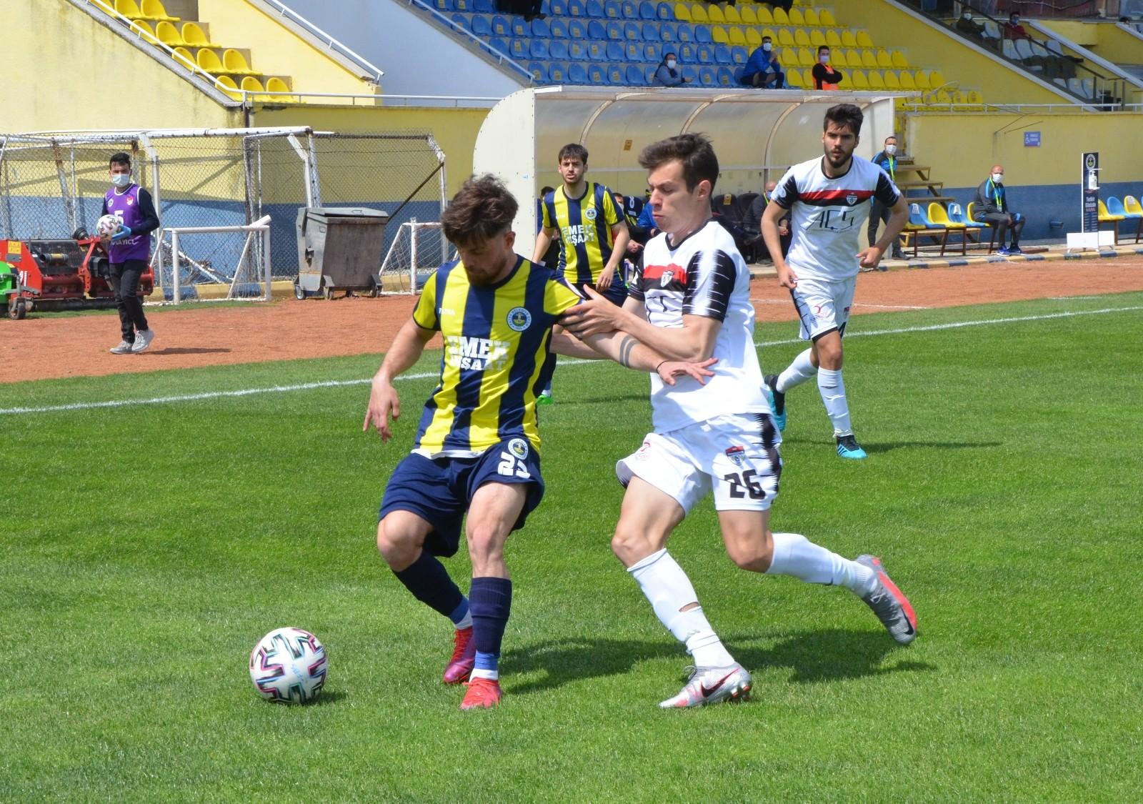 Fatsa Belediyespor: 2 – Manisaspor: 1