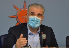 """İl Başkanı Kabaktepe: """"İnsanlar kısıtlama öncesi İstanbul'dan memleketlerine geliyor"""""""