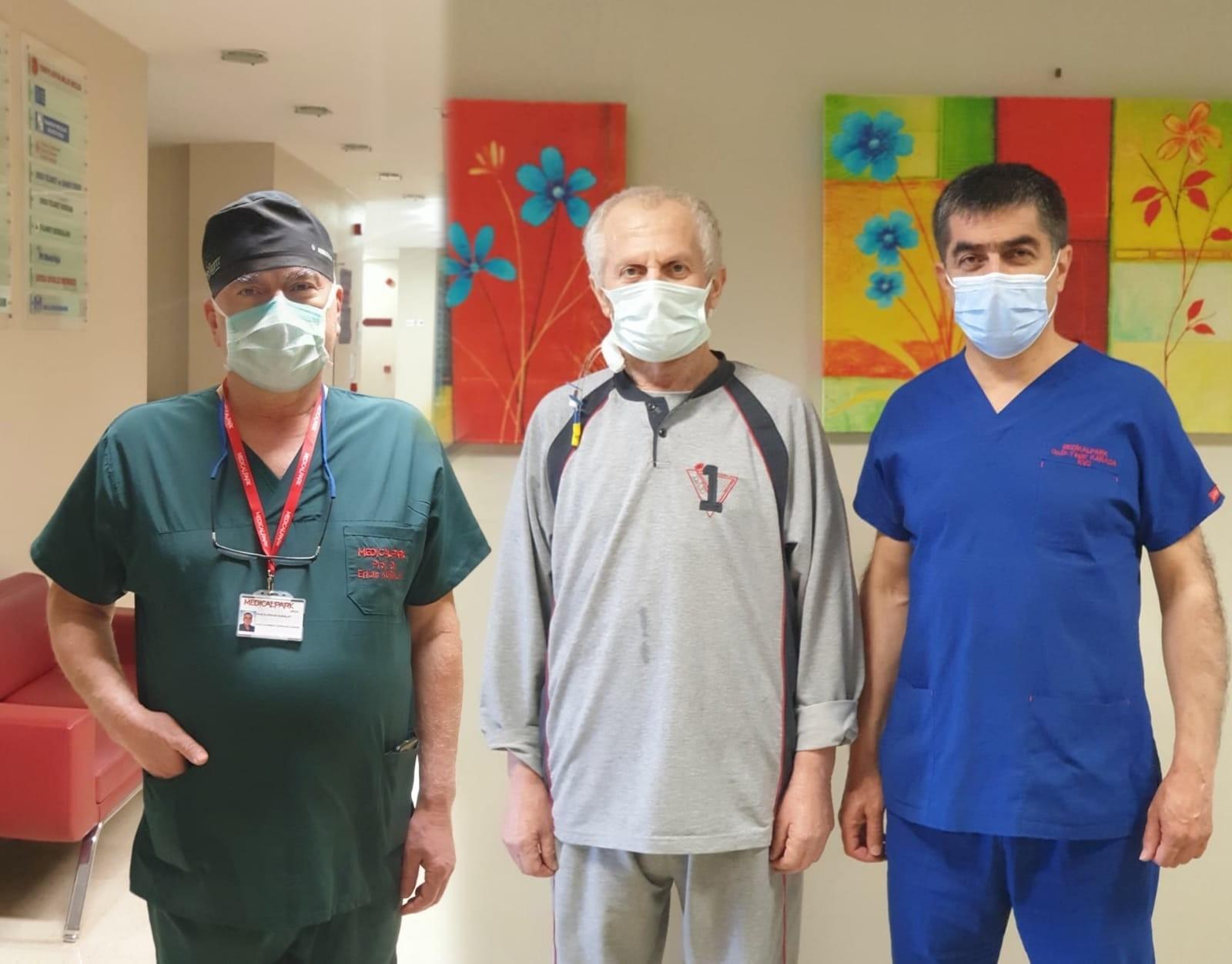 Kalp hastalıklarından 'Osaki tekniği' ile kurtuldular