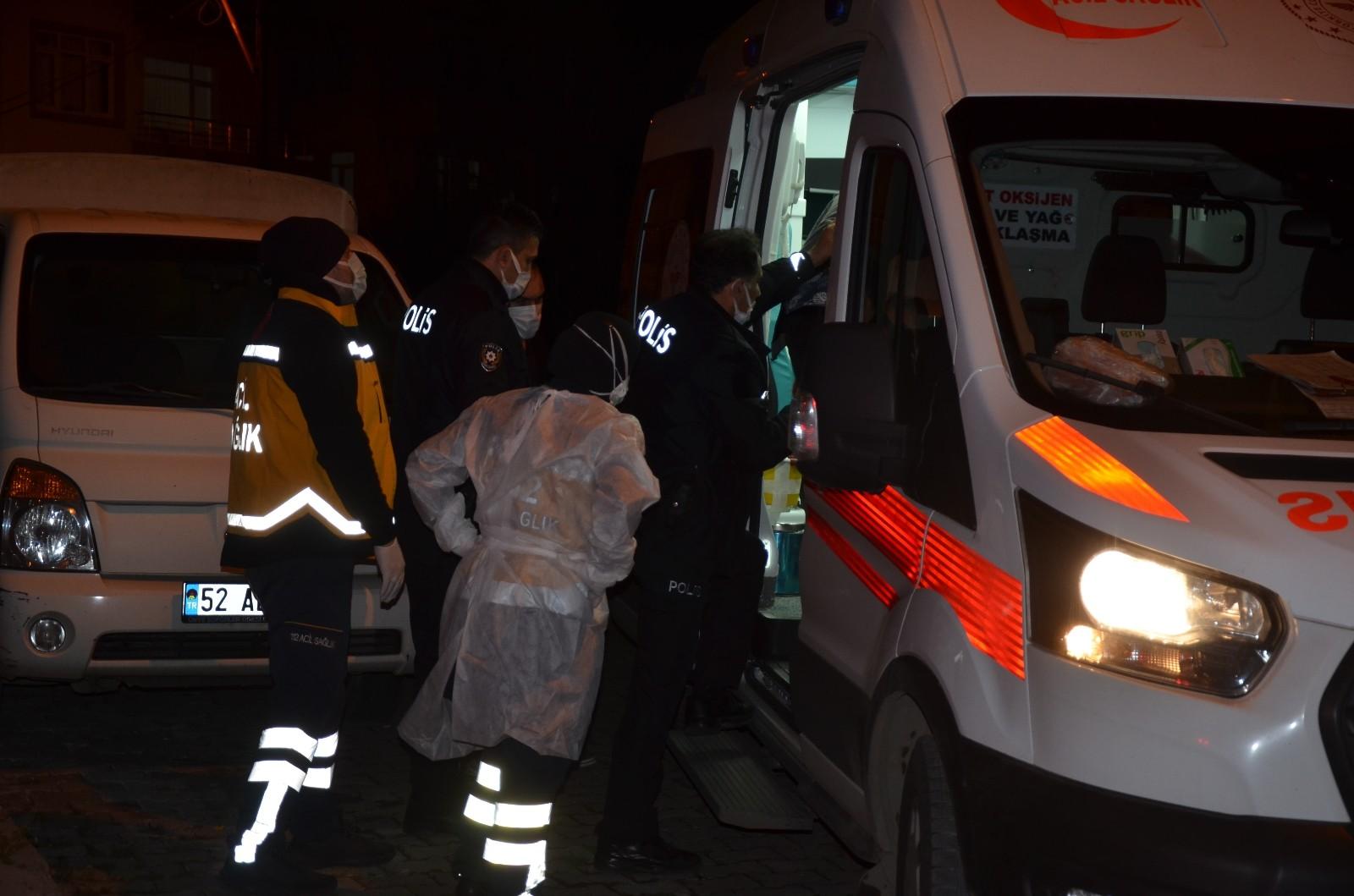 Ordu'da 2 kişinin saldırısına uğrayan genç yaralandı