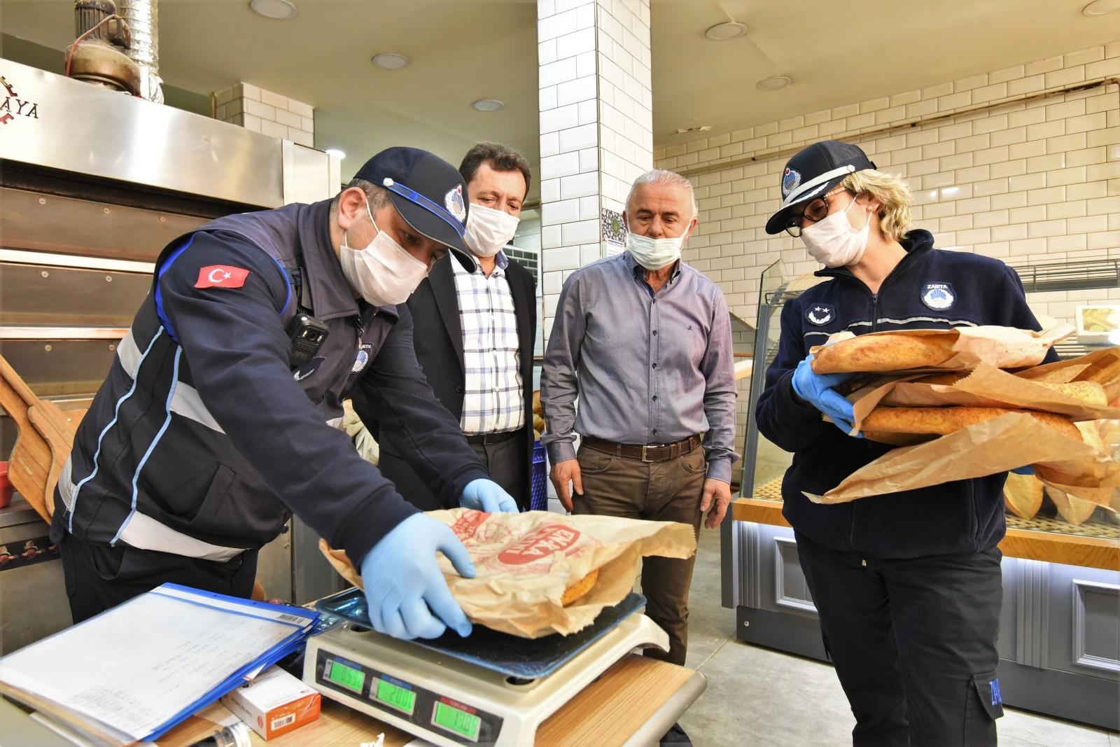 Zabıta ekipleri Ramazan ayında denetimleri arttırdı