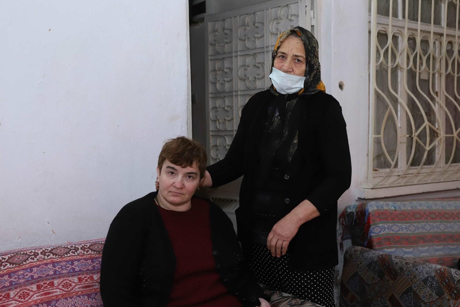 """Engelli iki çocuk annesi kadın: """"Onlar bana Allah'ın hediyesi"""""""