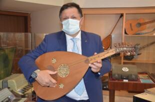 21 ülkeden müzik aletleri bu müzede sergileniyor