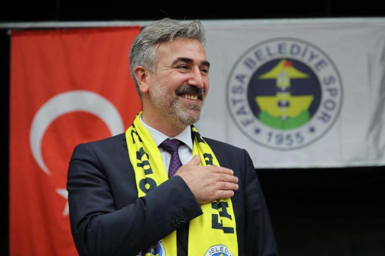 Fatsa Belediyespor'a destek için çekiliş kampanyası başlatıldı