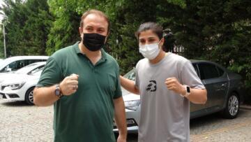 Milli boksör Sudenaz, Ordu'daki kampı tamamladı