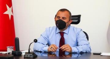 """Ordu Valisi uyardı: """"Pandemi devam ediyor, rehavete kapılmayalım"""""""