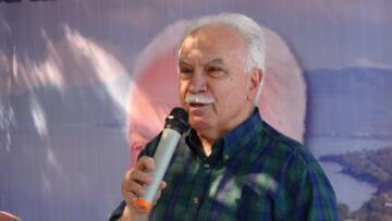 """Perinçek: """"Dünya fındık borsası Doğu Karadeniz'de olmalı"""""""