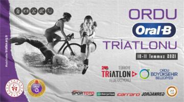 Triatlon yarışmaları Ordu'da