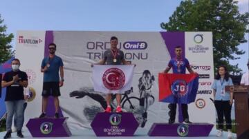 TSK Spor Gücü, Triatlon Türkiye Kupası'nda önemli başarılara imza attı