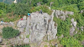Yoroz, dağ sporuna açılıyor