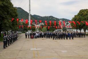 Ordu'da Gaziler Günü törenle kutlandı