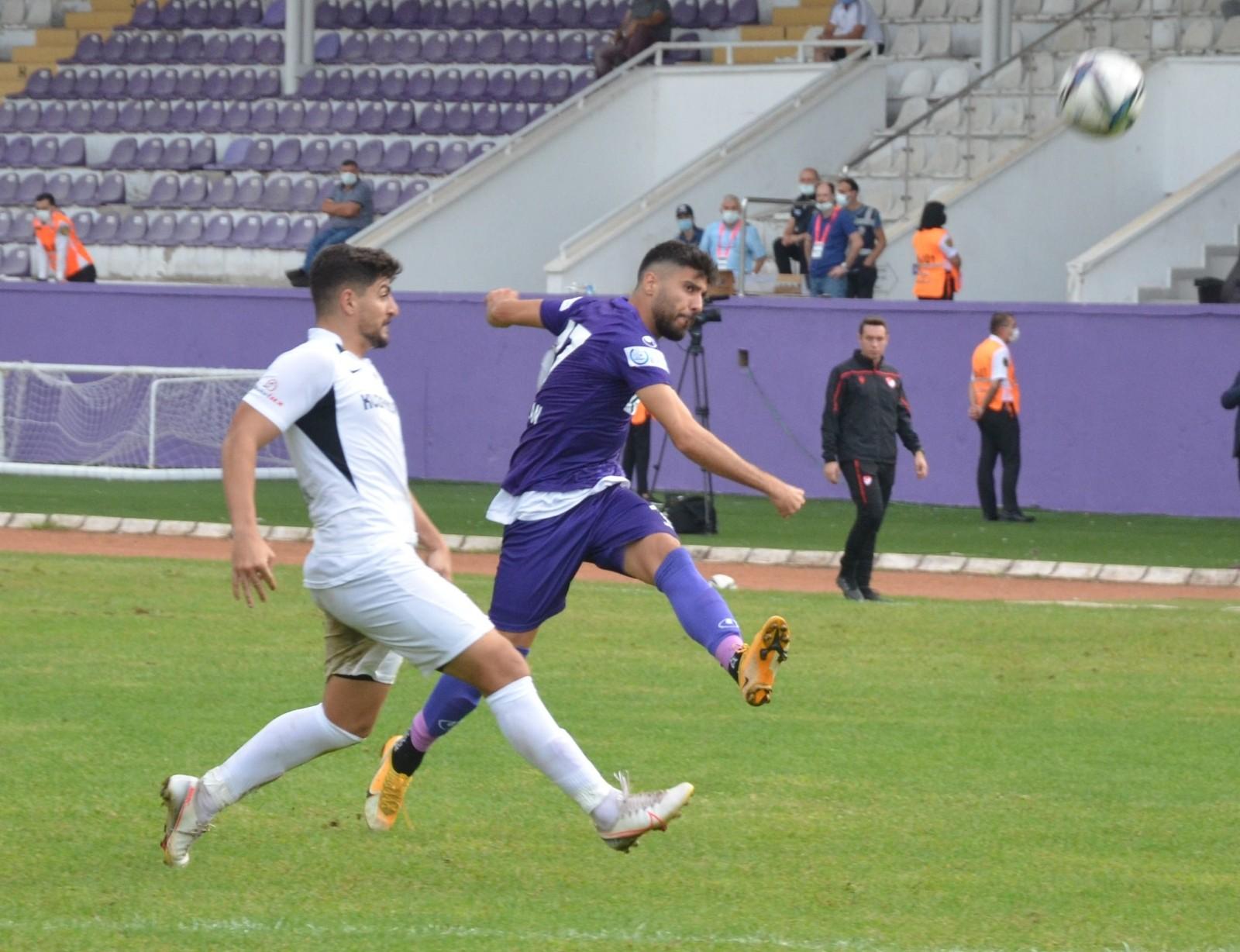 TFF 3. Lig: 52 Orduspor FK: 2 – 68 Aksaray Belediye Spor: 1