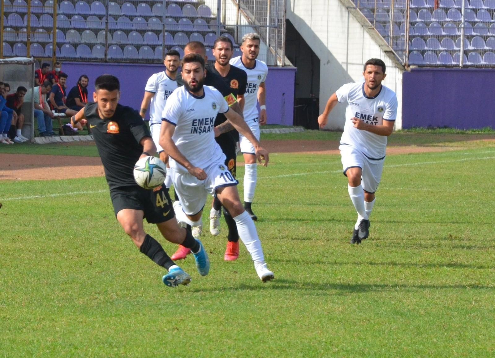 TFF 3. Lig: Fatsa Belediyespor: 0 – Batman Petrol Spor: 1