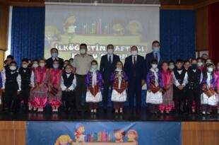 Ünye'de ilköğretim haftası kutlandı