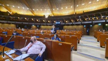 Hilmi Güler'den Avrupa Konseyi'ne Kıbrıs dersi