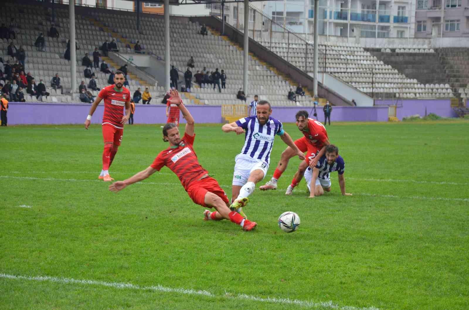 TFF 3. Lig: 52 Orduspor FK: 0 – Bayrampaşa: 0