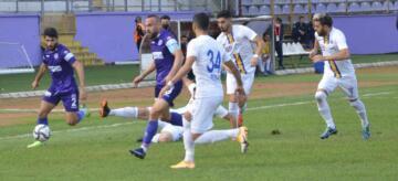 TFF 3. Lig: 52 Orduspor FK: 0 – Siirt Özel İdarespor: 0