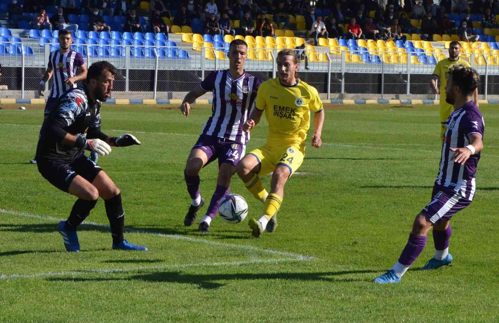 TFF 3. Lig: Fatsa Belediyespor: 0 – Artvin Hopaspor: 0